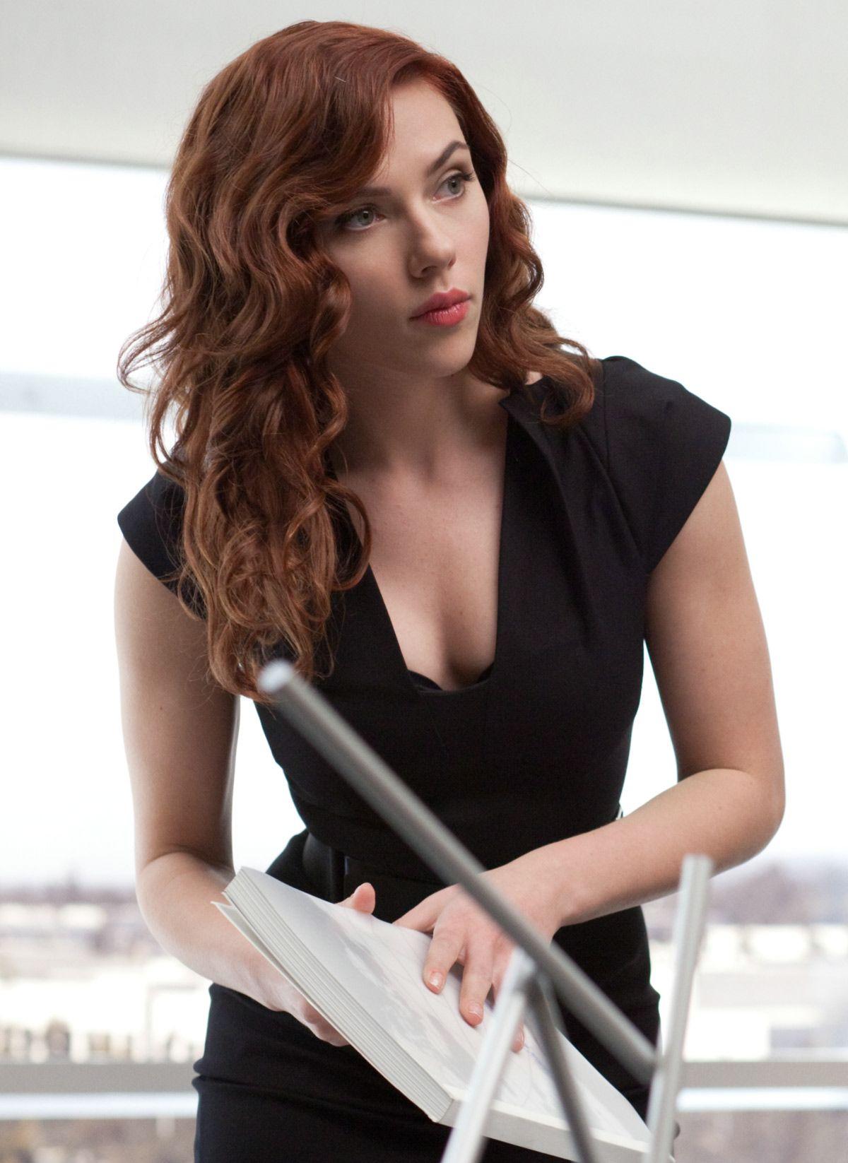 Scarlett Johansson Mann
