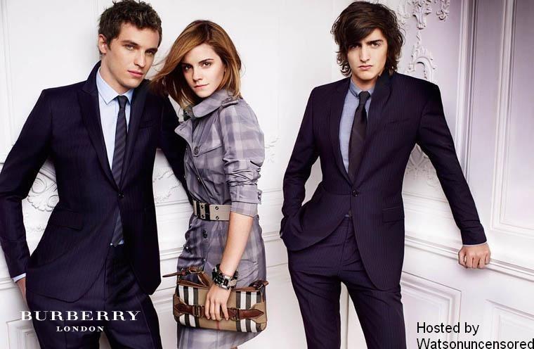 emma watson burberry campaign. Emma Watson: Burberry Campaign
