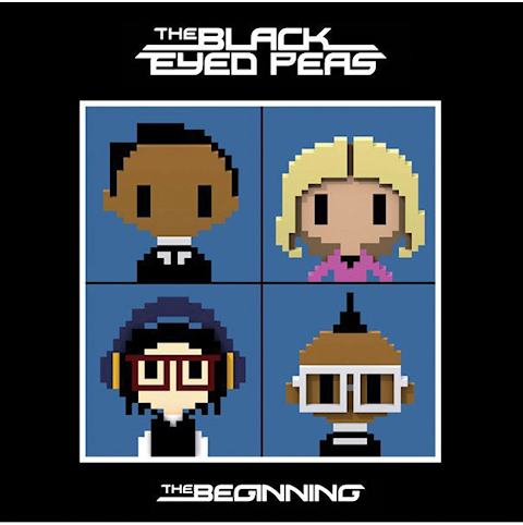 black eyed peas beginning album artwork. Black Eyed Peas – The